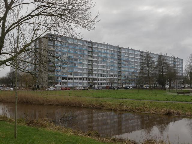 Lelijk Gebouw, Gegeldijk, Utrecht