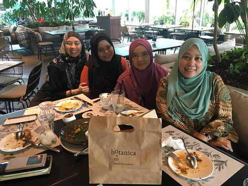 Birthday Lunch for Maznun