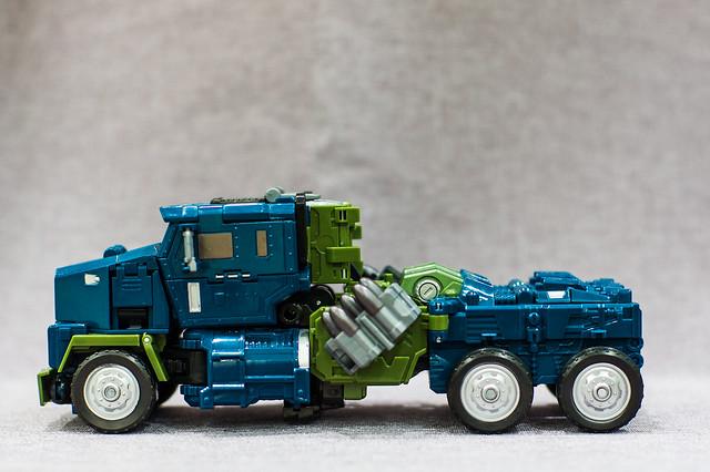 Onslaught Vehicle Mode 2