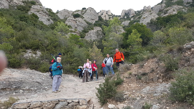2017-12-10 Ruta circular per Montserrat