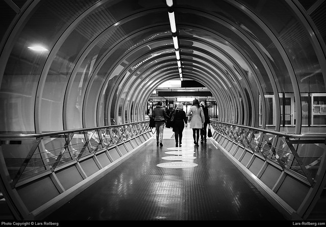 Tube, Bucharest, Romania