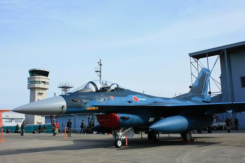 第8航空団 第8飛行隊 F-2A 43-8527 IMG_2946_2