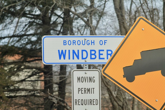 Header of Windber