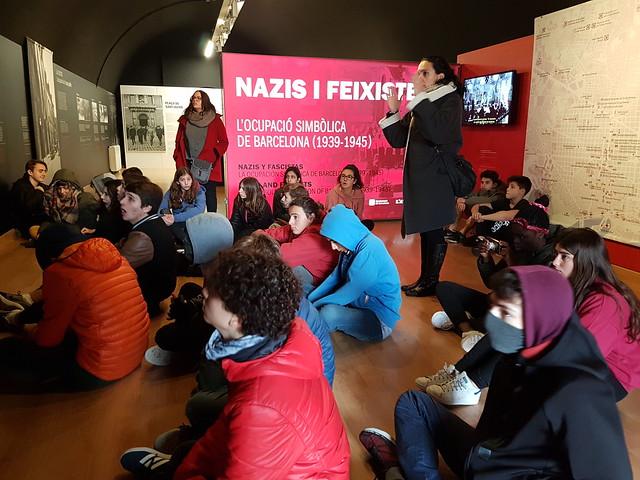 Els nazis a Barcelona