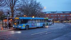Montgomery County Transit Ride On 2016 Gillig Low Floor Advantage Diesel #44026D