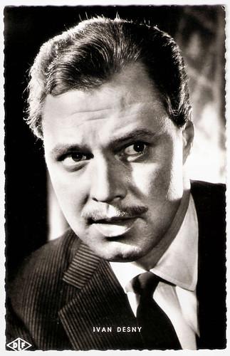 Ivan Desny in Anastasia - Die letzte Zarentochter (1956)