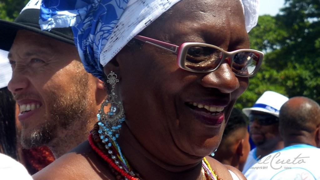Beija-Flor em Copacabana - carnaval 2018