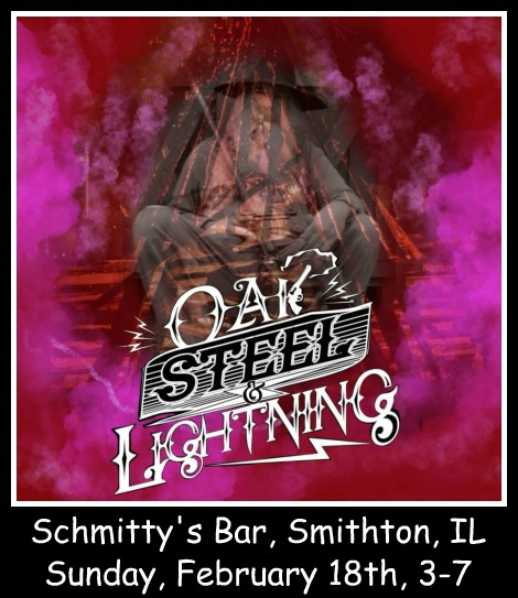 Oak Steel & Lightning 2-18-18