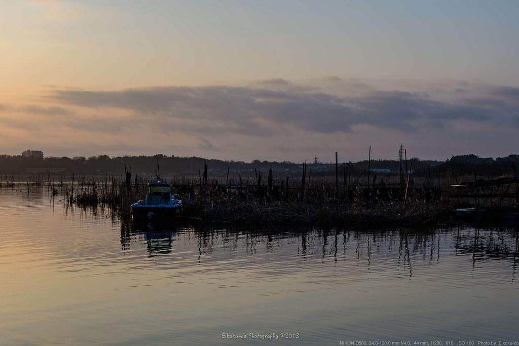 印旛沼・舟一ボーと&アサヒナボート