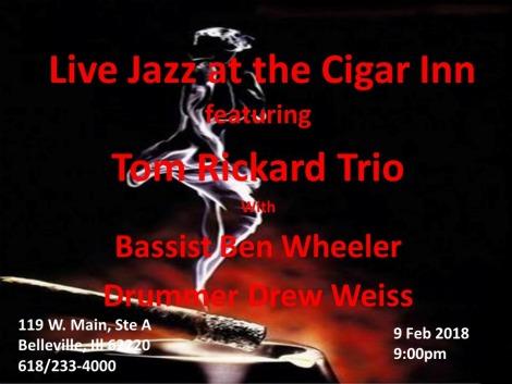 Cigar Inn 2-9-18