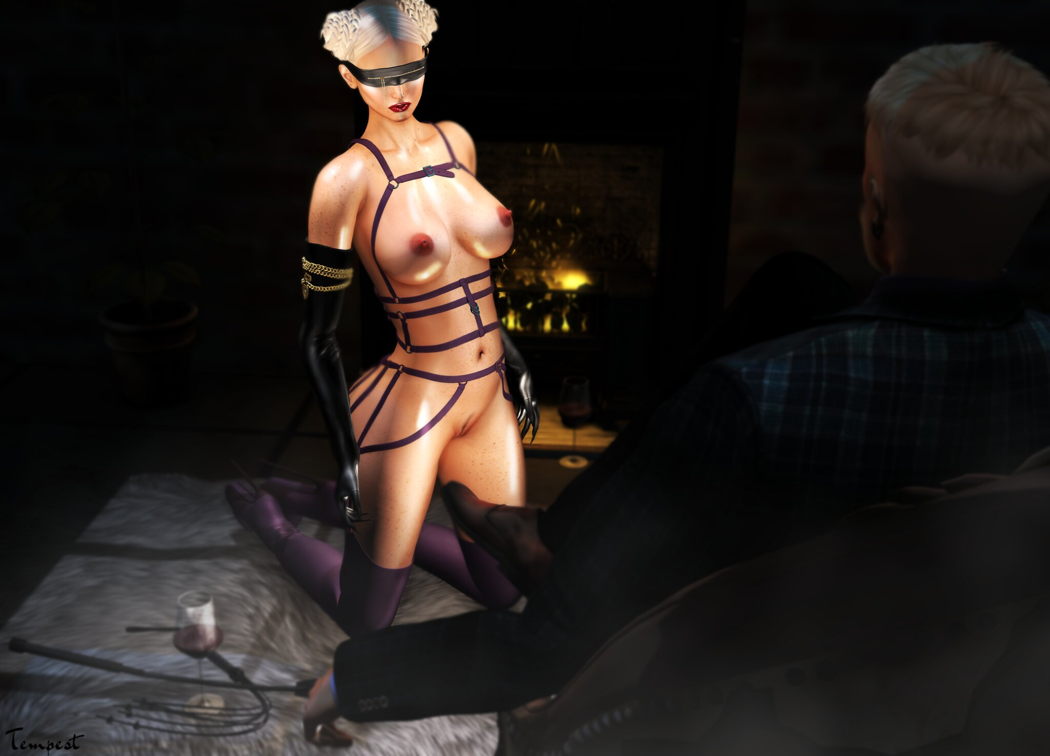 Belt Up, Betty! Ready?
