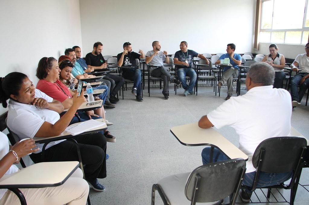 Reunião - Paranaguá - 08/02/18