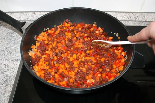 44 - Chorizo mit anbraten / Fry chorizo