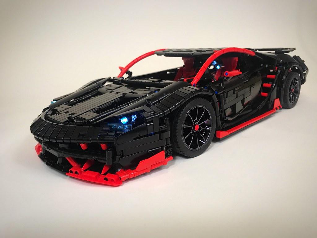 Lamborghini Centenario Instructions Lego Technic And Model Team