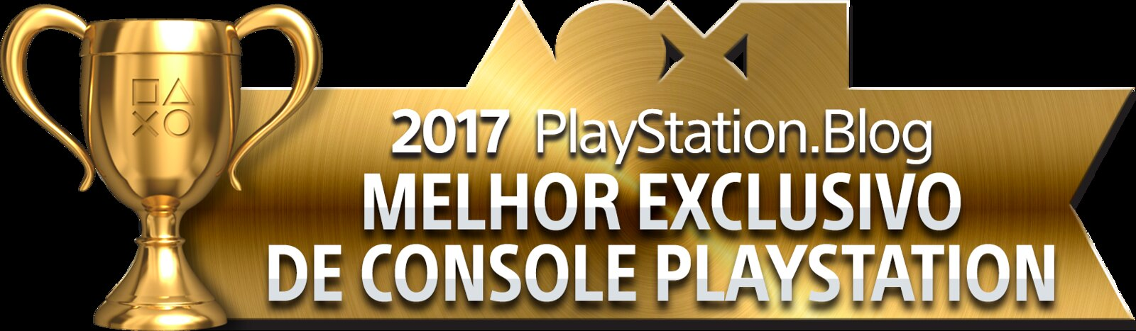 PlayStation Blog Game of the Year 2017 - Best PlayStation Console Exclusive (Gold)
