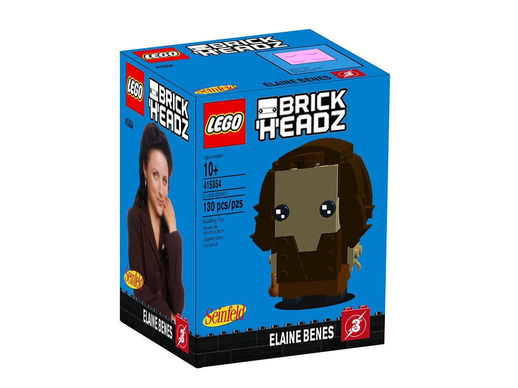 Elaine Benis Brickheadz