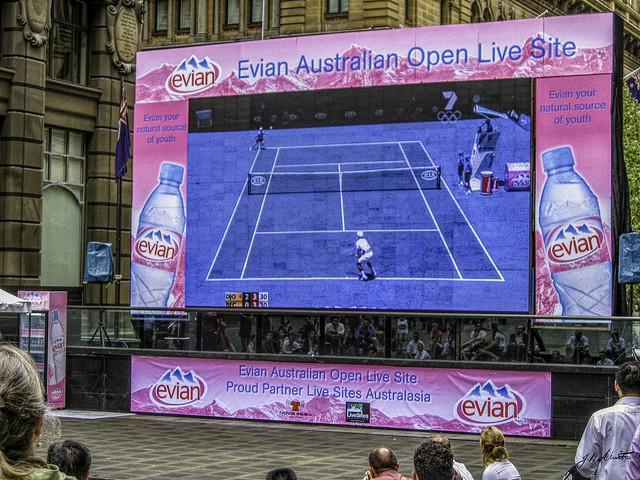 Martin Place Tennis (Explore), Canon DIGITAL IXUS 750