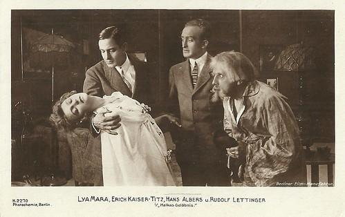 Lya Mara in Halkas Gelöbnis (1917)