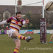 Gregory Smith clears the Fylde lines-1058