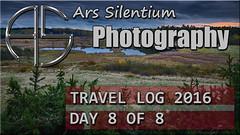 Landscape Photography 4K ● Denmark, Bornholm - 2016 ● Travel log - Day 8 of 8 │ Departure