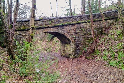 Bridge over the Rishworth Branch 13.