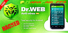 Dr.Web Security Space Life Apk + Key for Android