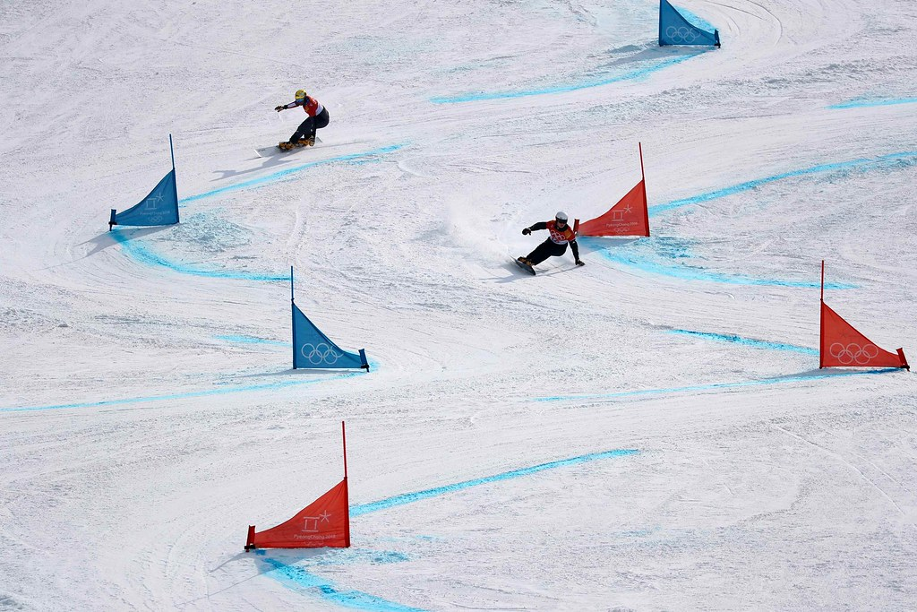 Winter Olympics 2018: Saturday 24 February