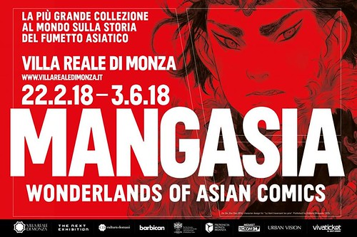 Mangasia a Monza