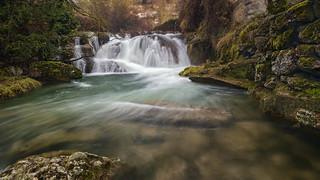 Cascada Saseta II - Saseta waterfall II