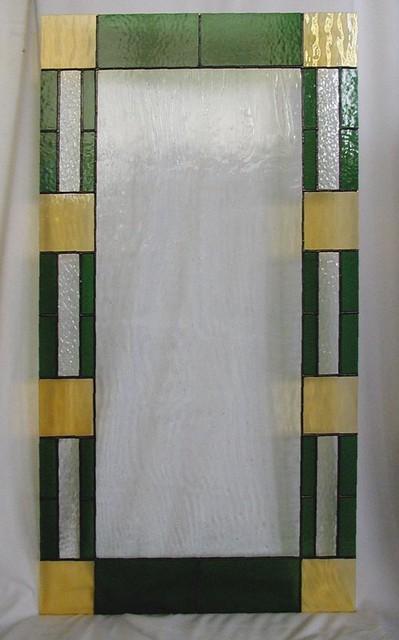 vitráže barevné