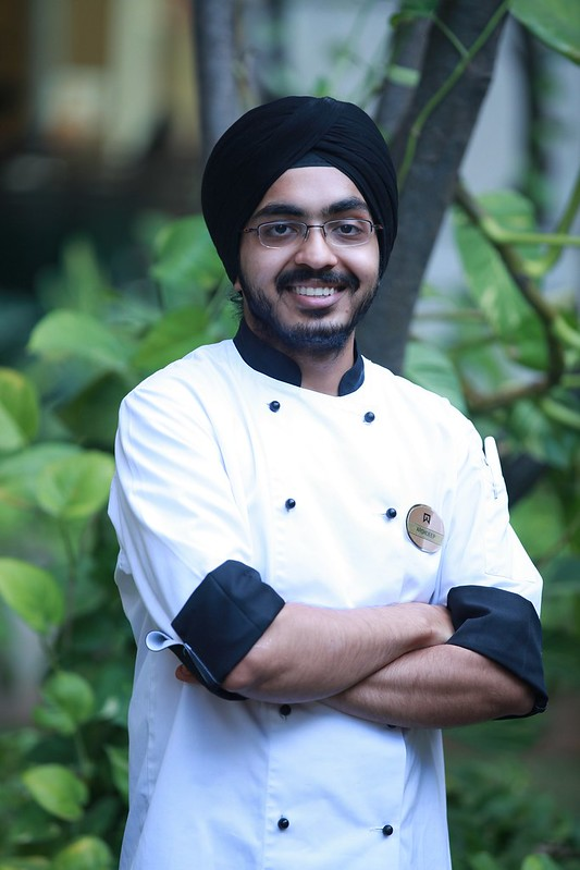 Chef Arshdeep