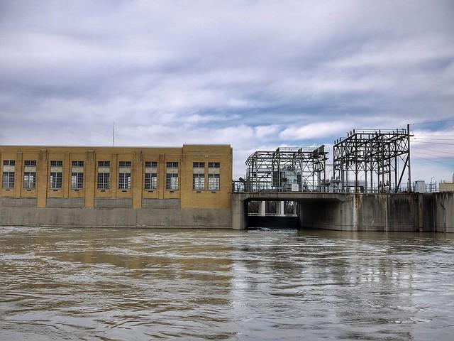 February flood
