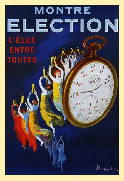 collection - Un autre chrono vintage arrive dans ma collection , l'Election oversize  40513348312_3443dbc4f9_z