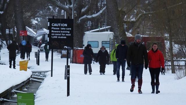 Snowy Edinburgh 017