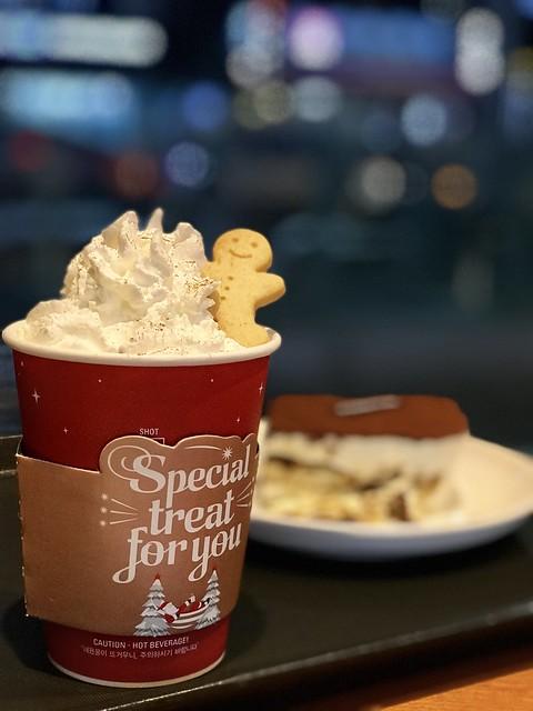 White Chocolate Ginger Mocha - Seoul