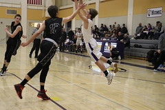 Varsity Boys BBall vs Fresno Christian56
