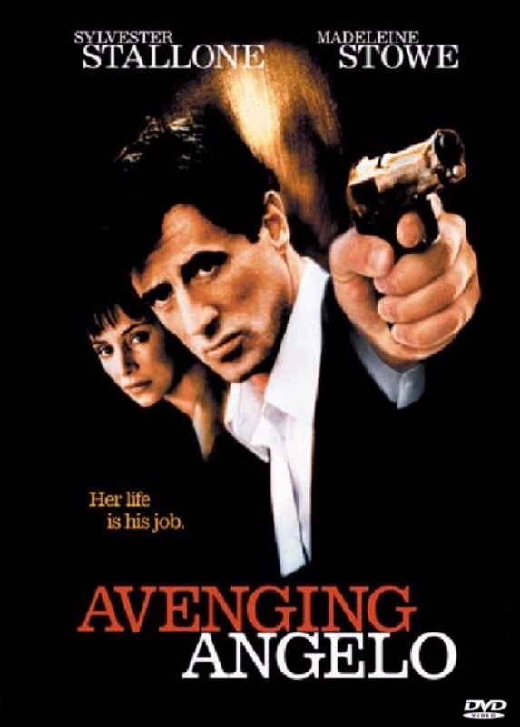 Avenging Angelo - Poster 1