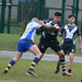 Saddleworth Rangers v Orrell St James 18s 28 Jan 18 -8