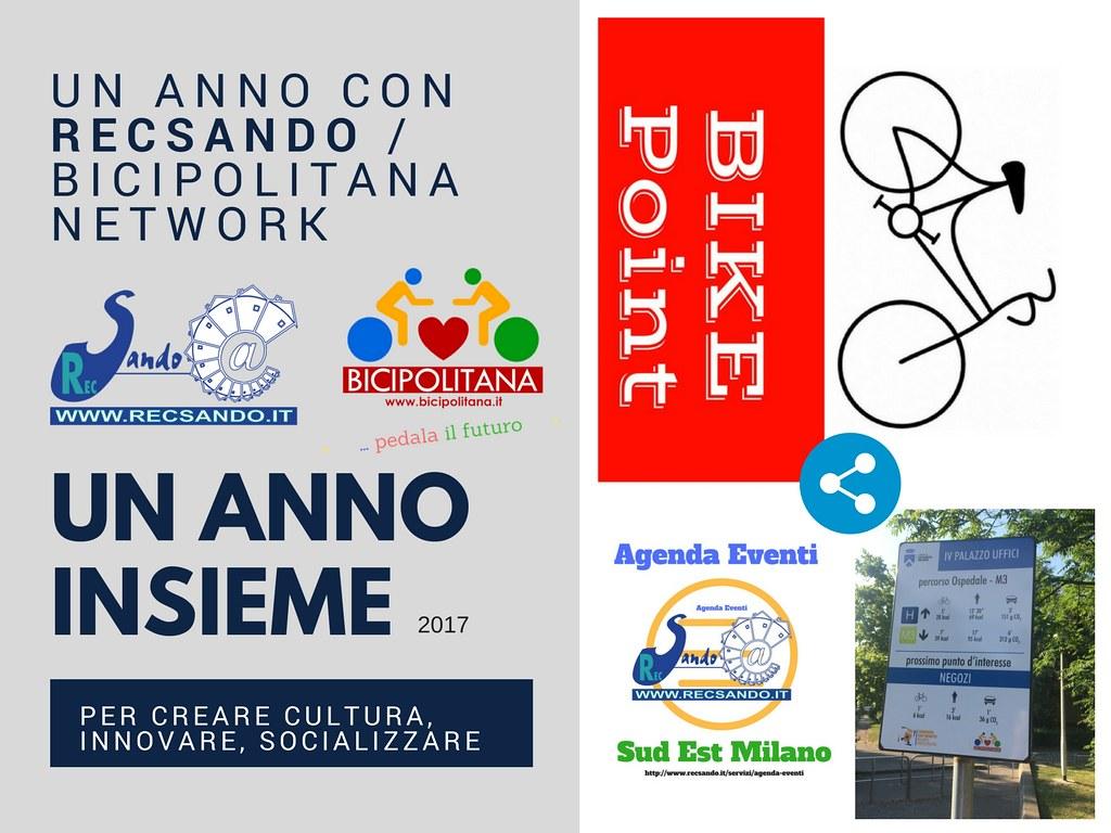 2017: Un anno di Eventi con RecSando / Bicipolitana Network