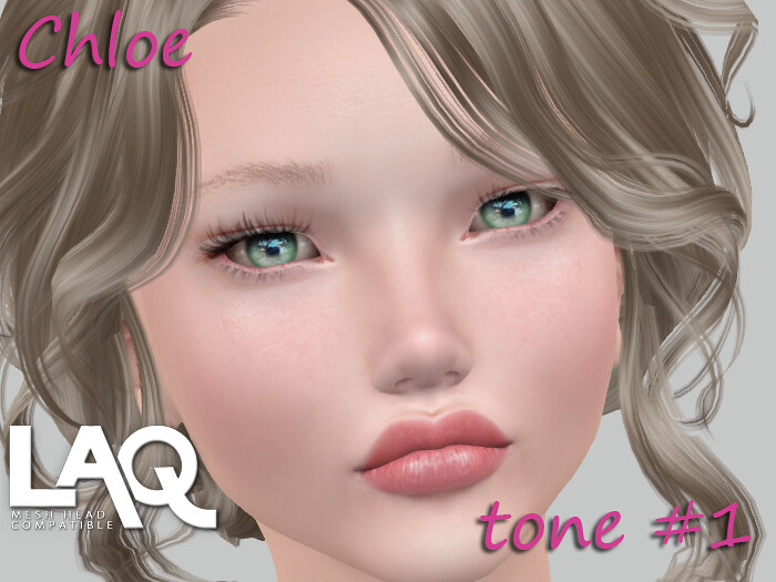 Cheap & Chic! -Chloe tone #1- skin applaier LAQ