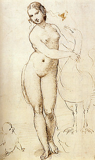 raphael-leda-sketch