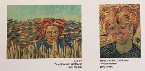 Loving Vincent tentoonstelling exhibition Noord Brabants Museum Van Gogh