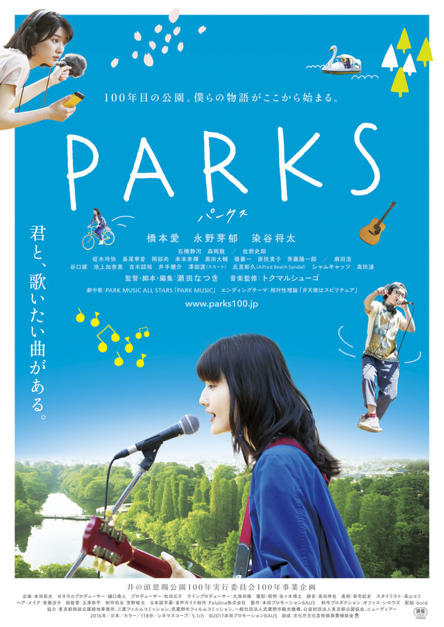 Parks - Parks (2018)