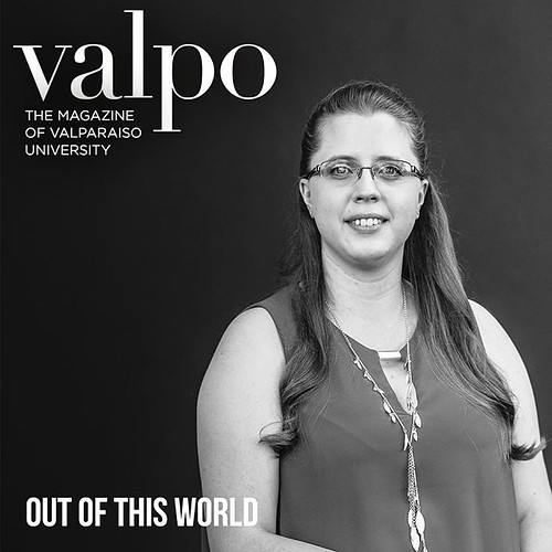 As a thermal engineer at NASA, Kirsten Swanson '10 Maynard developed thermal analysis software used on Cassini, a NASA-designed spacecraft built specifically to orbit and study Saturn. Read the latest issue of VALPO Magazine to learn how her Valpo educati