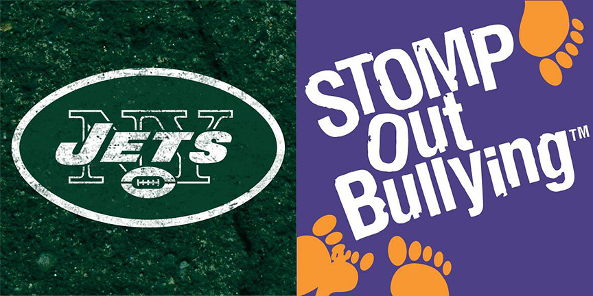 Jets Tackle Bullying