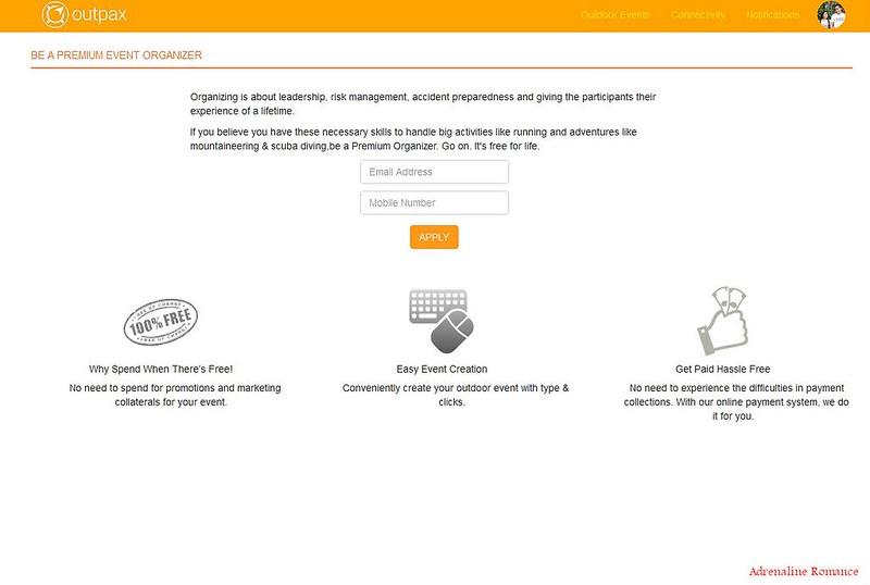 Outpax platform