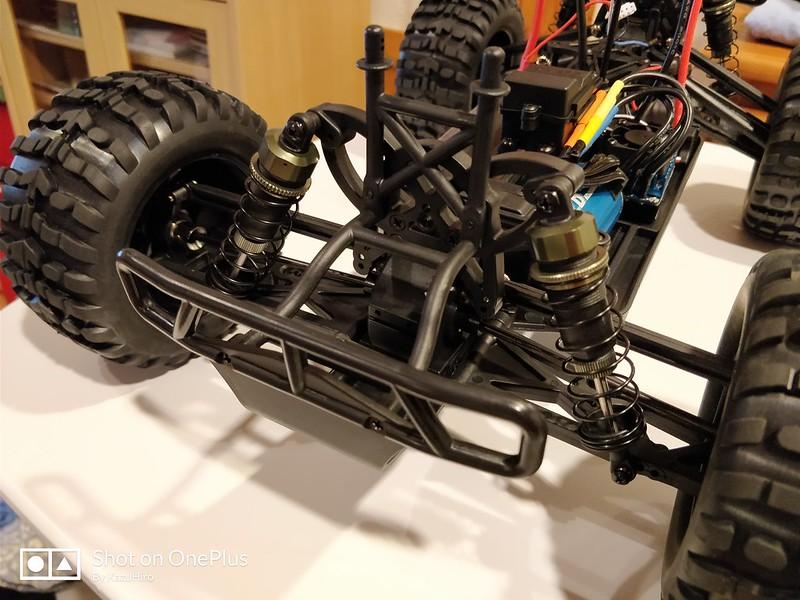 ZD Racing 10427 ラジコンカー 開封レビュー (55)