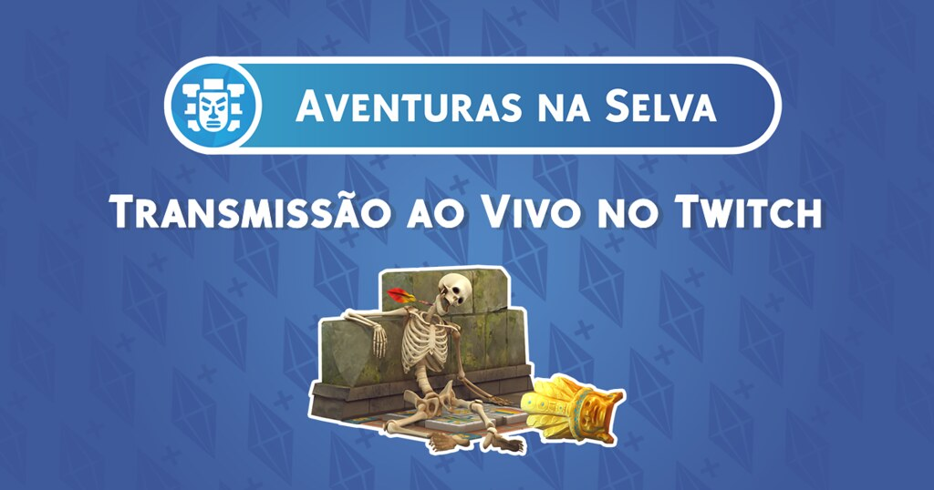 Photo of The Sims 4 Aventuras na Selva – Transmissão Ao Vivo no Twitch