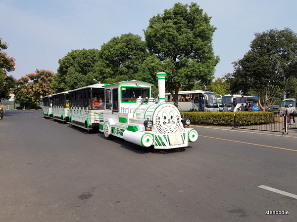 sightseeing train