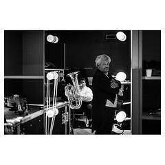 Danilo Rossi, Kawasaki XPro2 . #xpro2 #fujixpro2 #fujifeed #fujifilm #fujilove #myfujilove #fujifilm_xseries #fujifilmusa #fujifilmnordic #fujifilmme #fujifilm_uk #twitter #geoffroyschied #behindthescenes #musician #portrait #warmup #backstage #instrument